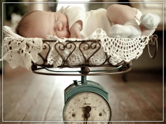 Baby and Child Props for Rustic weddings, partiers and social gatherings in Wisconsin